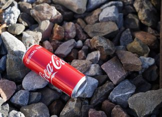 Coca cola recycling