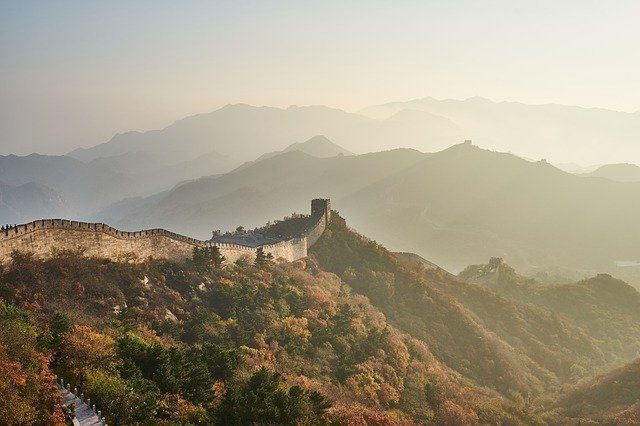 great wall seven wonders of the world
